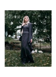 KAYANGAN DRESS in BLACK